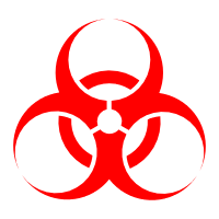 Biohazard Trefoil