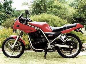 Yamaha SRX 250