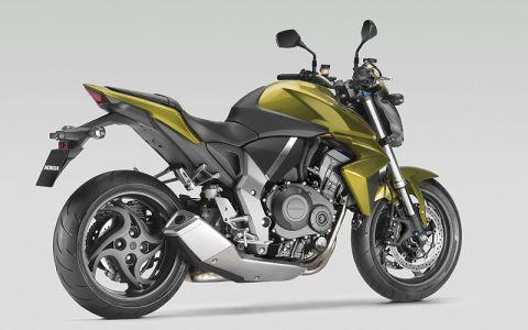 Honda CB1000R, Green